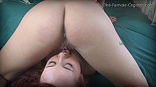 Leila's Oral Orgasm