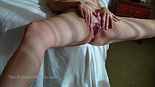 Olivia Adams Big Wet Orgasm